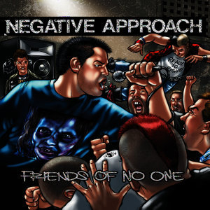 NEGATIVE APPROACH 歌手頭像