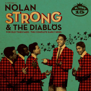 Nolan Strong and The Diablos 歌手頭像