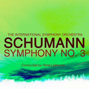 René Leibowitz & The International Symphony Orchestra 歌手頭像