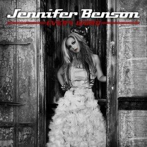 Jennifer Benson 歌手頭像