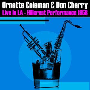 Ornette Coleman & Don Cherry 歌手頭像