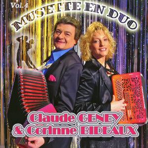 Claude Geney Et Corinne Bideaux 歌手頭像