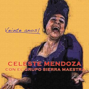 Celeste Mendoza con el Grupo Sierra Maestra 歌手頭像