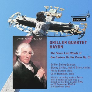 Griller String Quartet 歌手頭像