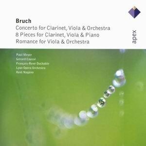 Paul Meyer, Gérard Caussé, François-René Duchable, Kent Nagano & Orchestre de l'Opéra de Lyon 歌手頭像