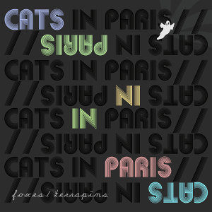 Cats In Paris