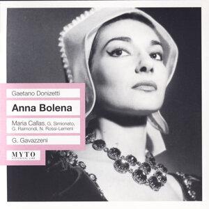 Maria Callas, Giulietta Simionato, Gianni Raimondi, Nicola Rossi-Lemeni, Orchestra e Coro del Teatro alla Scala, Gianandrea Gavazzeni 歌手頭像