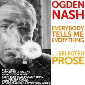 Ogden Nash 歌手頭像