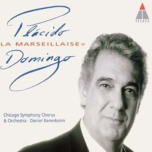Daniel Barenboim, Placido Domingo and Chicago Symphony Orchestra