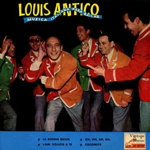 Louis Antico And His Orchestra 歌手頭像