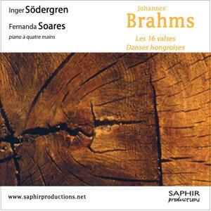 Inger Södergren & Fernanda Soares, piano à quatre mains 歌手頭像