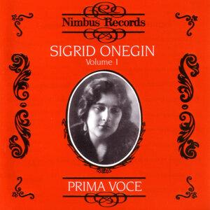 Sigrid Onegin 歌手頭像
