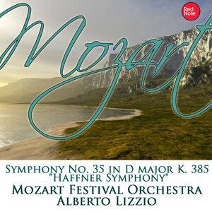 Mozart Festival Orchestra & Alberto Lizzio 歌手頭像