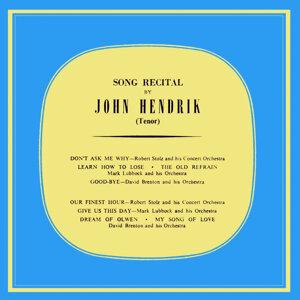 John Hendrik 歌手頭像