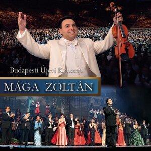 Zoltán Mága 歌手頭像