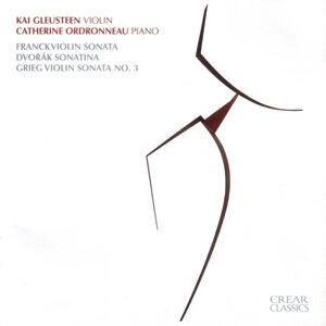 Kai Gleusteen / Catherine Ordronneau 歌手頭像