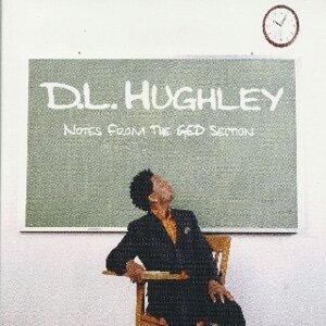 D.L.Hughley アーティスト写真