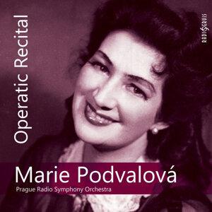Marie Podvalová 歌手頭像