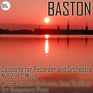 Munich Chamber Orchestra & Hans Stadlmair 歌手頭像