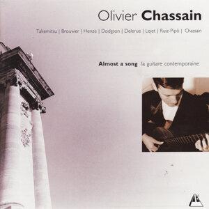 Olivier Chassain 歌手頭像