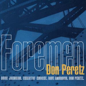 Don Peretz 歌手頭像