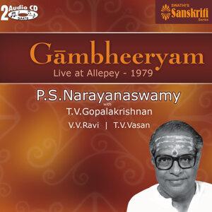 P.S.Narayanaswamy 歌手頭像