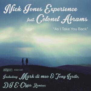 Nick Jones Experience 歌手頭像