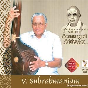 V. Subrahmaniam 歌手頭像