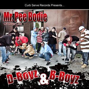 Mr. Pee Bodie 歌手頭像