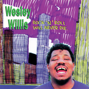 Wesley Willis 歌手頭像