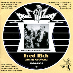 Fred Rich & His Orchestra 歌手頭像