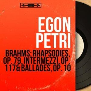Egon Petri 歌手頭像