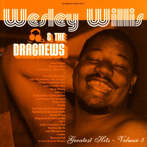 Wesley Willis & The Dragnews 歌手頭像
