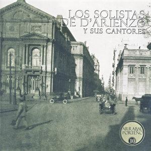 Los Solistas De D'Arienzo Y Sus Cantores 歌手頭像