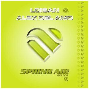 Loisan, Alex Del Amo 歌手頭像