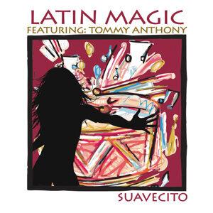 Latin Magic, Tommy Anthony 歌手頭像