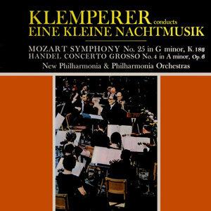New Philharmonia & Philharmonia Orchestras 歌手頭像