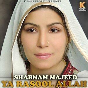 Shabnam Majeed 歌手頭像