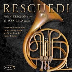 John Ericson 歌手頭像