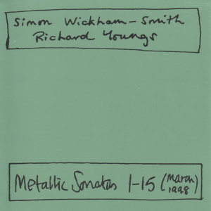 Richard Youngs & Simon Wickham-Smith 歌手頭像