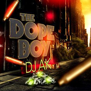 DJ AK 歌手頭像