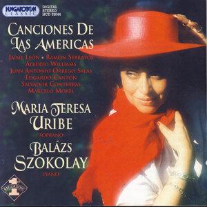 Maria Teresa Uribe, Balázs Szokolay 歌手頭像