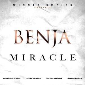 Benja 歌手頭像