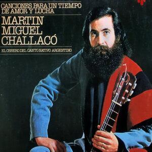 Martín Miguel Challacó 歌手頭像