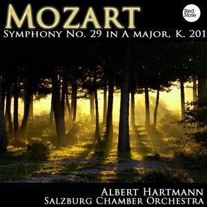 Salzburg Chamber Orchestra & Albert Hartmann 歌手頭像
