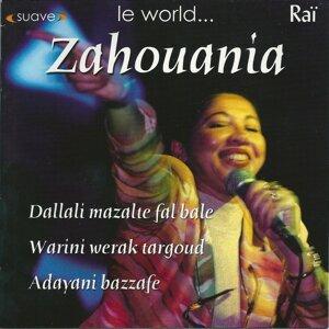 Zahouania 歌手頭像