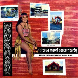 The Rotorua Maori Concert Party 歌手頭像