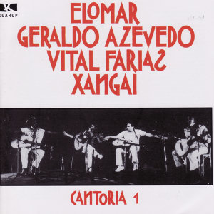 Elomar, Geraldo Azevedo, Vital Farias e Xangai
