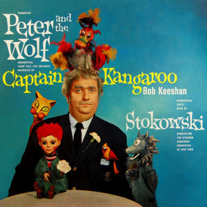 Captain Kangaroo 歌手頭像
