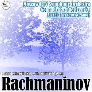 Moscow RTV Symphony Orchestra, Gennady Rozhdestvensky 歌手頭像